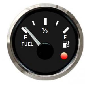 Inhoudsmeter brandstof brandstoftank