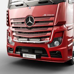 RVS Metec lampenbeugel Mercedes