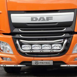 Metec RVS Lampenbeugel DAF XF 106