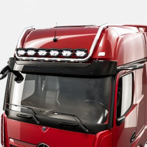 Metec RVS Lampenbeugel Mercedes-Benz Actros