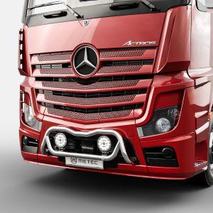 Metec RVS Lampenbeugel Mercedes-Benz