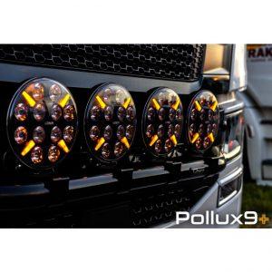 Ledson Pollux9+ verstraler full LED