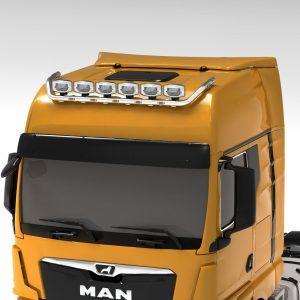 Lampenbeugel MAN TGX 2020