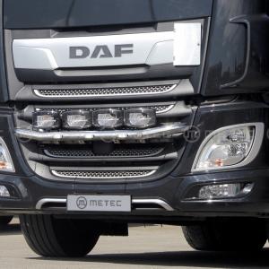 RVS Metec lampenbeugel DAF XF minibar