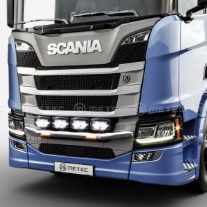 Metec RVS Lampenbeugel City mini Scania Next Gen.