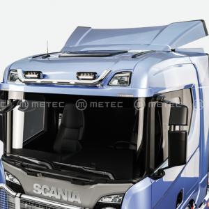 RVS Lampenbeugel Scania S/R