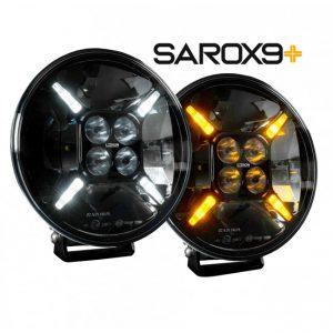 De LEDSON Sarox9+ Full LED Ronde verstraler