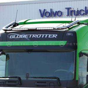 RVS lampenbeugel Volvo FH Integra